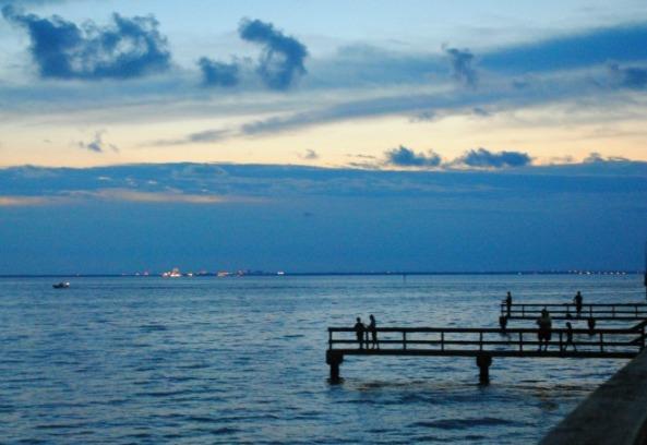Pier Nature Photo