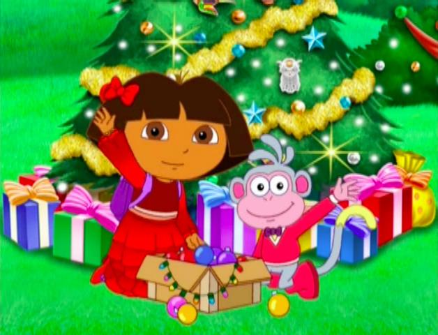 Dora The Explorer Dvd Menu