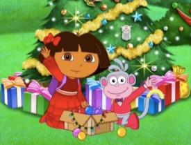 Dora-christmas-4